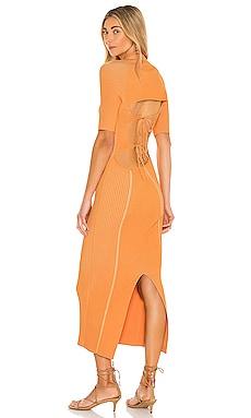 Margaux Compact Dress JONATHAN SIMKHAI $465 NEW