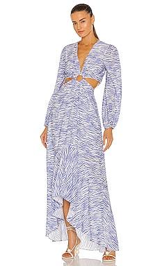 Jaelynn Cut Out Dress JONATHAN SIMKHAI $425