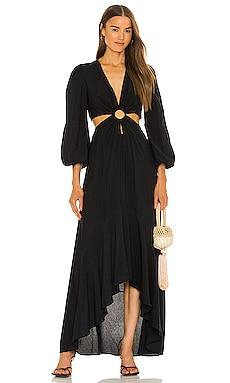 Jaelynn Cut Out Dress JONATHAN SIMKHAI $395 NEW