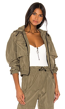x REVOLVE Taffeta Windbreaker JONATHAN SIMKHAI $142 Collections