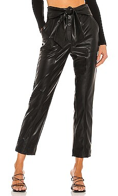 Tessa Vegan Leather Pant JONATHAN SIMKHAI $425