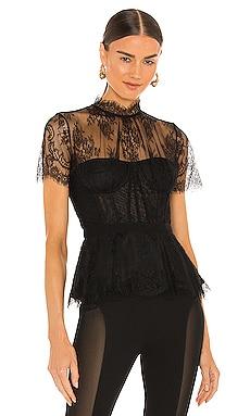 Kehlani Lace Bustier Top JONATHAN SIMKHAI $425 NEW
