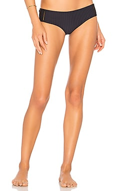 Seersucker Bikini Bottom JONATHAN SIMKHAI $44