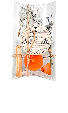 Happiness & Inspiration Ritual Kit Mini J. Southern Studio $28 (FINAL SALE) BEST SELLER