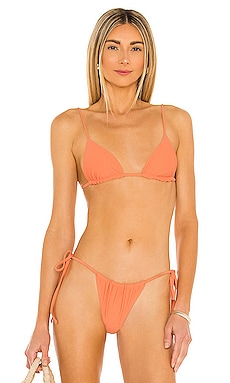 Via Bikini Top JADE SWIM $90 NEW