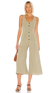 Shake It Out Jumpsuit THE JETSET DIARIES $47 (Rebajas sin devolución)