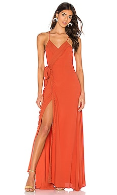 Tell Me Baby Maxi Dress THE JETSET DIARIES $80