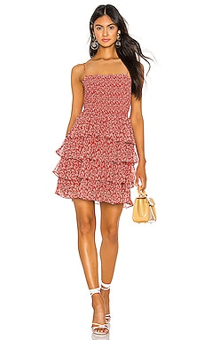 Love Is In the Air Mini Dress THE JETSET DIARIES $187