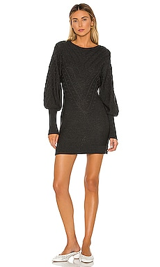 Little Of Your Love Sweater Dress THE JETSET DIARIES $141