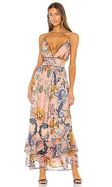 Oh Sweet Nothing Maxi Dress THE JETSET DIARIES $148