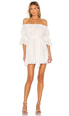 Vivienne Mini Dress THE JETSET DIARIES $189