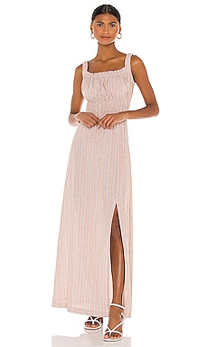 Maya Midi Dress THE JETSET DIARIES $53 (FINAL SALE)