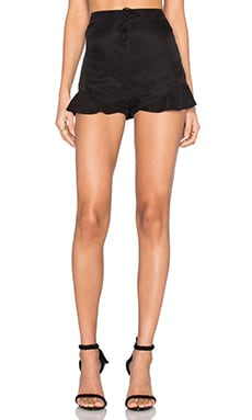 THE JETSET DIARIES Twilight Short in Black