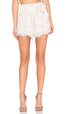 x Revolve Secret Lace Short