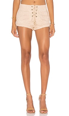 Santa Fe Short in Tan