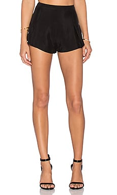 THE JETSET DIARIES Sunset Short in Black
