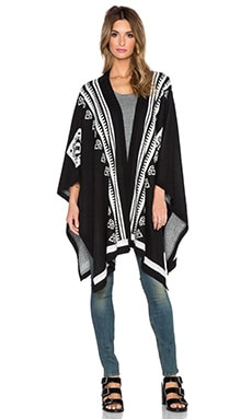 THE JETSET DIARIES Dune Cape in Dune Print