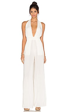 Hammock Jumpsuit in Ivory