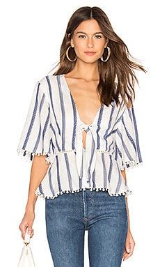 Tiny Dancer Top THE JETSET DIARIES $139