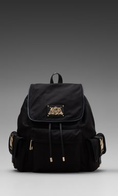 99b40f833 Juicy Couture Penny Nylon Backpack in Black | REVOLVE