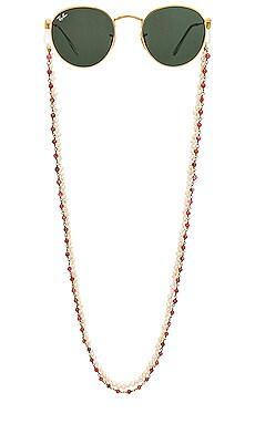 Jackie Sunglass Chain Juillet $106