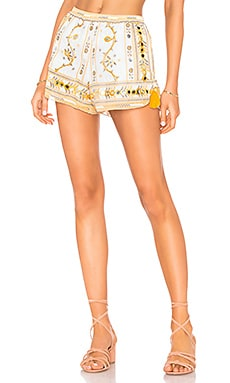 Tribal Shorts With Lining juliet dunn $119