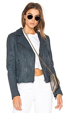 Vintage MC Leather Jacket