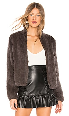 Fur Bomber June $417