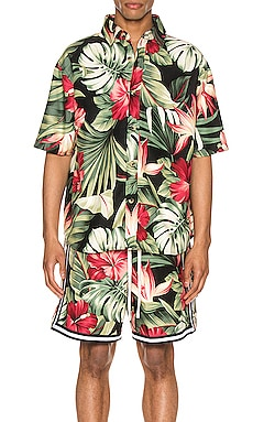 Kailo Short Sleeve Shirt Jungle $63