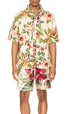 Kailo Short Sleeve Shirt Jungle $100