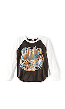 The Who Baseball Tee
