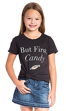 But First Candy Tee