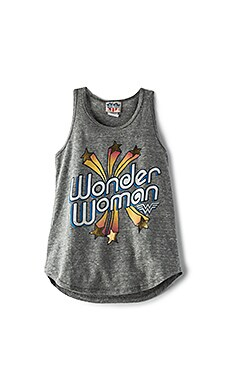 WONDER WOMAN STARS 탱크탑