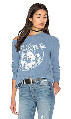 Blondie Sweater in Light Navy