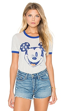 T-SHIRT WINKING MICKEY