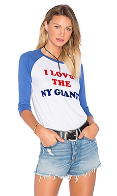 I Love You NY Giants Tee