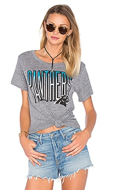 Carolina Panthers Tee in Steel