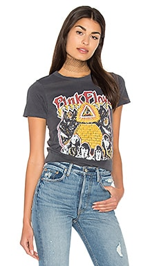 Pink Floyd Tee in Jet Black