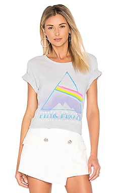 Pink Floyd Tee in Lunar Rock