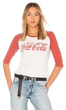 Coca Cola Raglan Tee