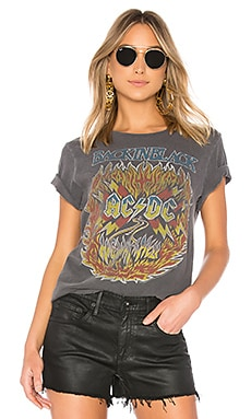 ACDC Back In Black Tee