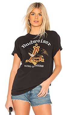 T-SHIRT GRAPHIQUE BUDWEISER Junk Food $38