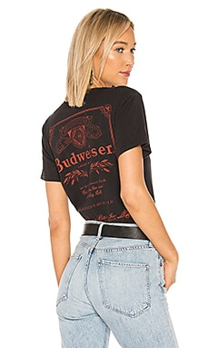 Budweiser 90s Tee Junk Food $40 BEST SELLER