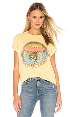T-SHIRT À BANDE GRATEFUL DEAD Junk Food $40