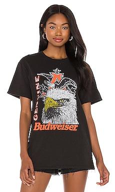 Bud Eagle Tee Junk Food $28