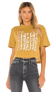 Penny Lane Faces Tee Junk Food $44