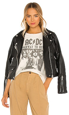 AC/DC Highway To Hell Tee Junk Food $48