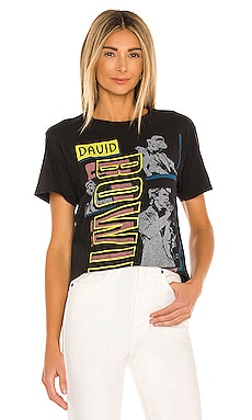 David Bowie Let's Dance Tee Junk Food $27