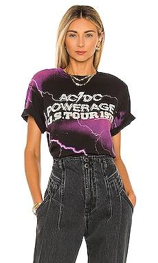 AC/DC Lightning Powerage Tee Junk Food $27