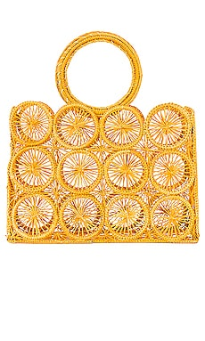 Salamina Round Handle Tote Kaanas $89 BEST SELLER